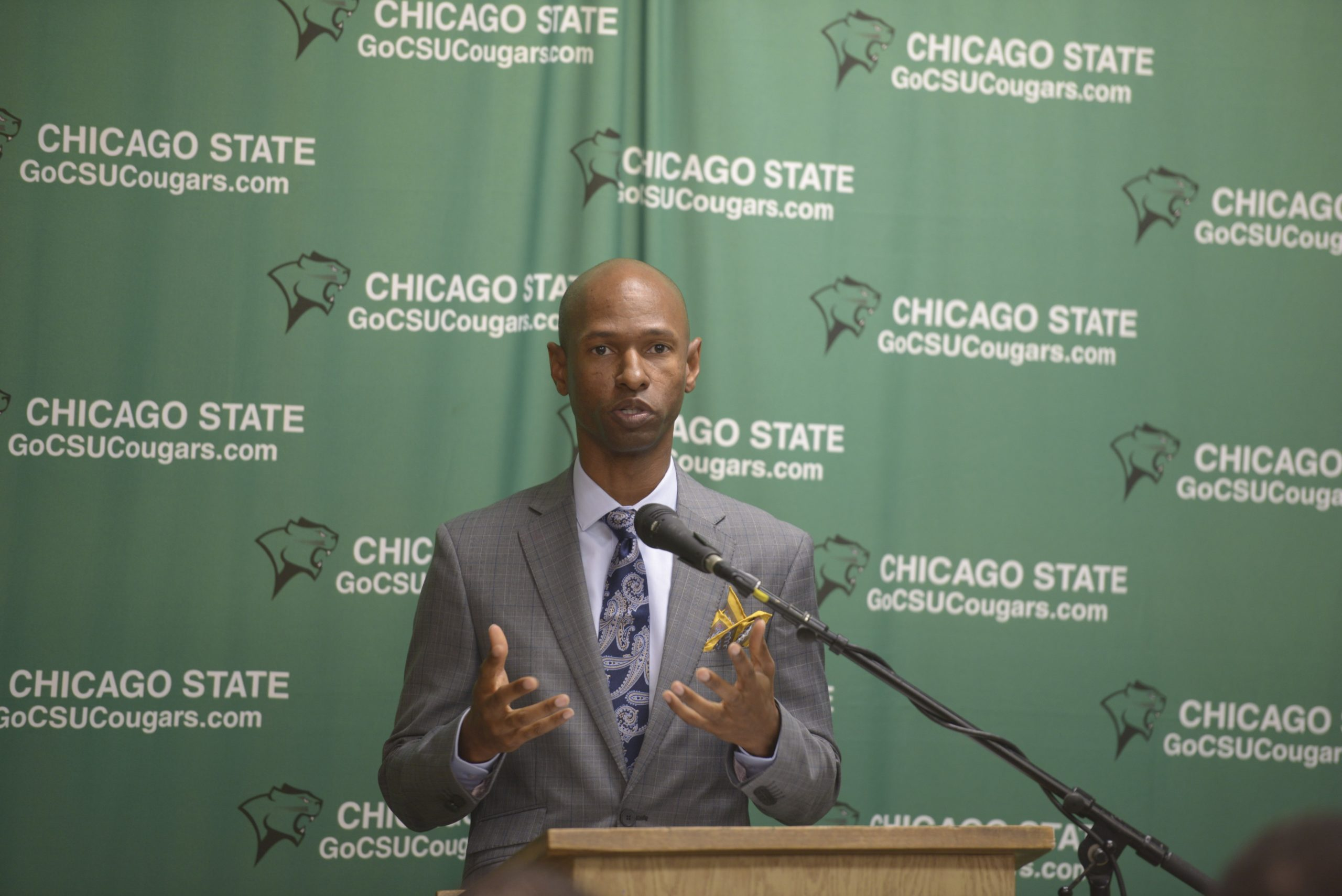 Black College Sports Group Makes A Positive Impact on HBCUs & Chicago