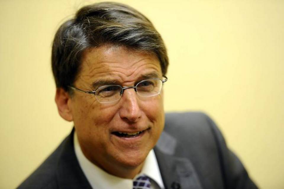 Pat McCrory Pisses On Equality With Bathroom Bill
