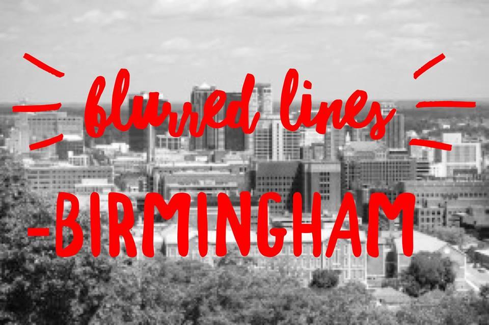 Blurred Lines In Birmingham