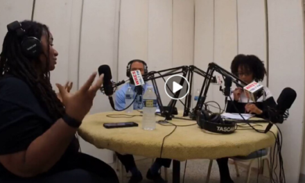 "Sharing My  Nappy Thoughts  on ""No Limits"" Radio Show"